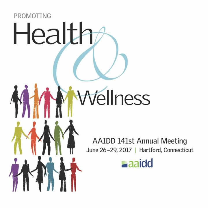 AAIDD 2017 Annual Meeting of Intellecutal Disability Professionals. Image used with permission from AAIDD.