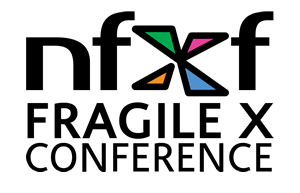 National Fragile X Foundation - Fragile X Conference. NFXF logo used with permission.